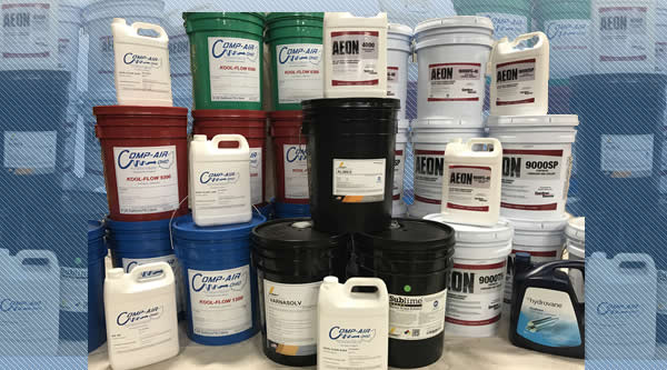 Comp Air Ohio Lubricants